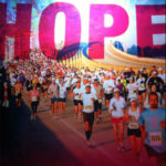 Hope - 26.2 with Donna - Finish Breast Cancer!