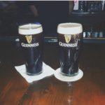 Plenty of Guinness