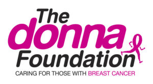The DONNA Foundation - logo