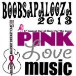 Boobsapalooza 2013 logo