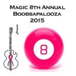 Boobsapalooza 2015 logo