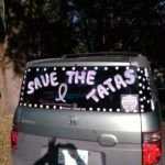 Save the Tatas - BABC volunteer